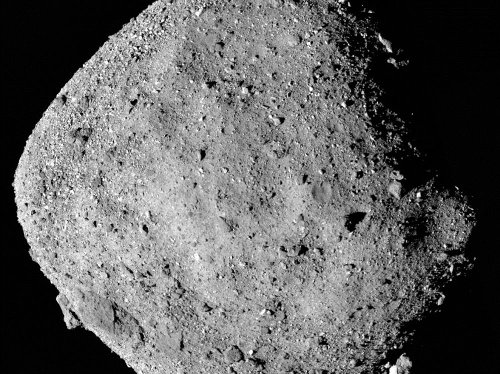 La sonde OSIRIS-REx de la Nasa entame son voyage de retour sur terre