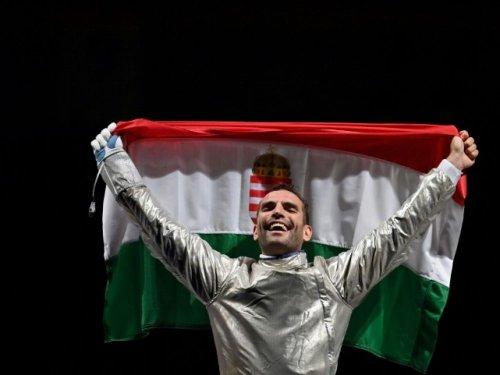 JO-2020 - Escrime: troisième titre consécutif historique pour le sabreur hongrois Aron Szilagyi
