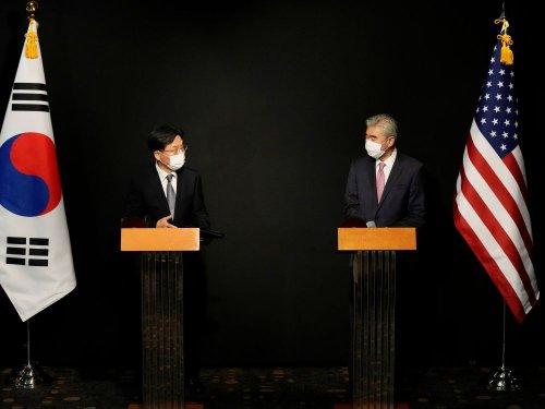 """L'émissaire des Etats-Unis exhorte la Corée du Nord à cesser ses """"provocations"""""""