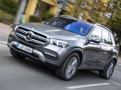 Mercedes-Benz GLE 350 de: hybride et diesel, le meilleur de deux mondes