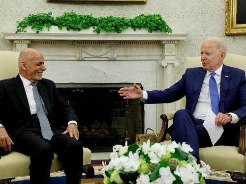 Biden réitère le soutien des États-Unis au président afghan, dit la Maison blanche