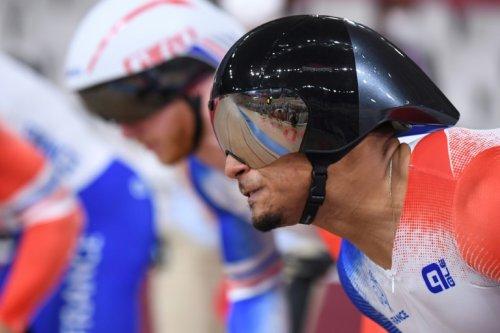 JO-2020: les sprinteurs offrent à la France sa première médaille en cyclisme