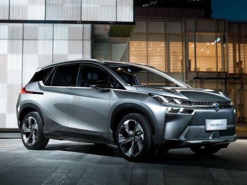 GAC Aion V: cette voiture électrique charge en 8 minutes