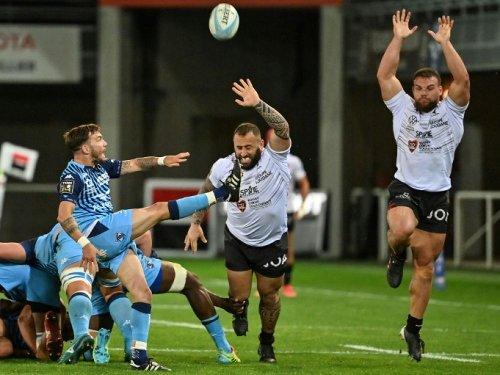 Top 14: Brive et Montpellier reçus au rattrapage