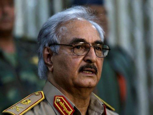 Libye: Les forces d'Haftar ferment la frontière avec l'Algérie