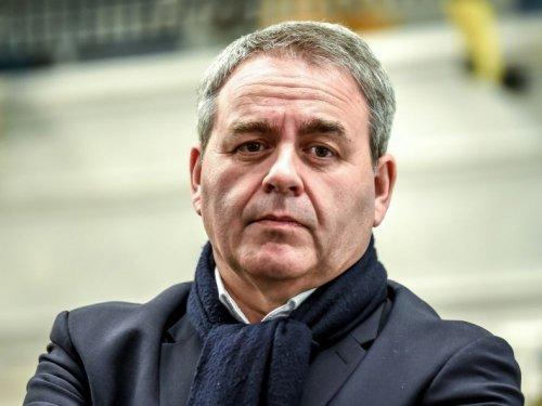 """Bertrand veut """"redéfinir les accords du Touquet"""""""