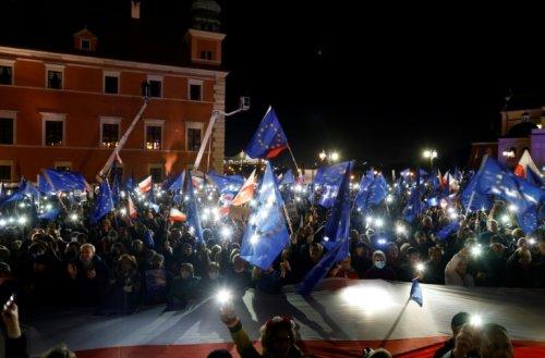 En conflit avec Bruxelles, le Premier ministre polonais dans l'arène du Parlement européen