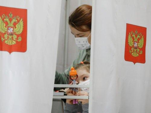 Russie: Le parti au pouvoir en passe de gagner les législatives