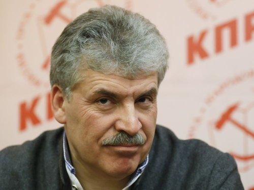 Une figure communiste privée de législatives en Russie
