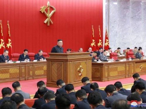 """Corée du Nord: La situation alimentaire est """"tendue"""", dit Kim Jong-un"""