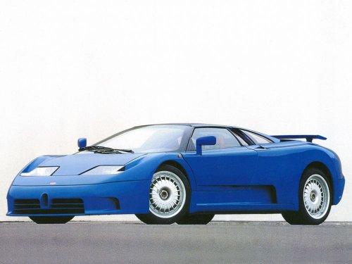 Il y a 30 ans, la Bugatti EB 110 ouvrait la voie aux hypercars