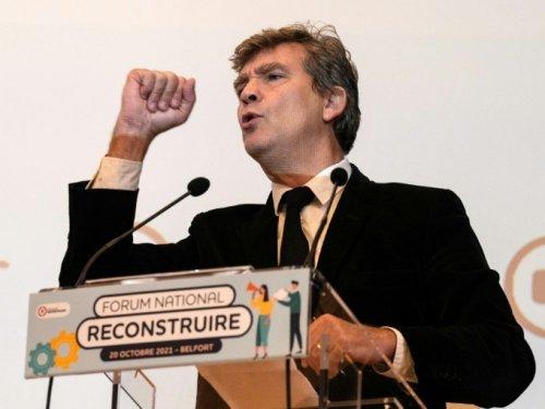 """2022: Montebourg juge les limitations de l'UE """"incompatibles"""" avec son """"Made in France XXL"""""""