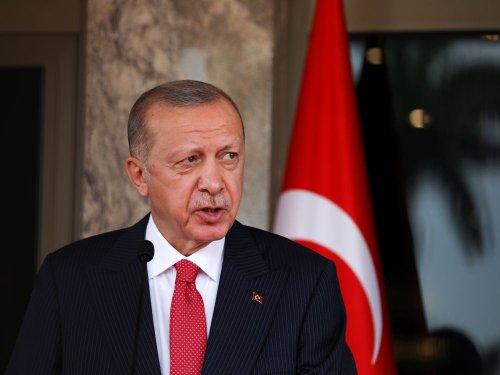 Erdogan salue un geste d'apaisement des ambassades occidentales