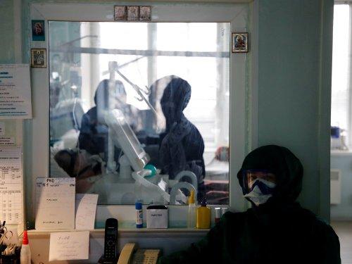 Coronavirus: La Russie recense 23.586 nouveaux cas et 481 morts
