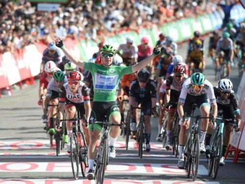 Tour d'Espagne: troisième victoire d'étape au sprint pour Jakobsen