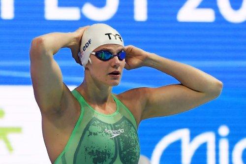 Natation: du bronze européen et Tokyo à portée de main pour le 4x100 m féminin