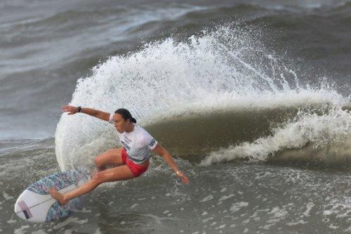 JO-2020: les surfeurs Moore et Ferreira dans l'histoire olympique