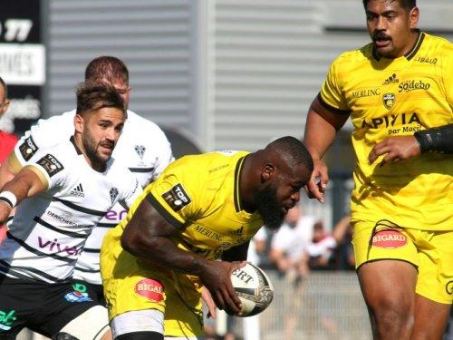 Top 14: La Rochelle, le Stade français et Clermont rassurés, Toulon contrarié
