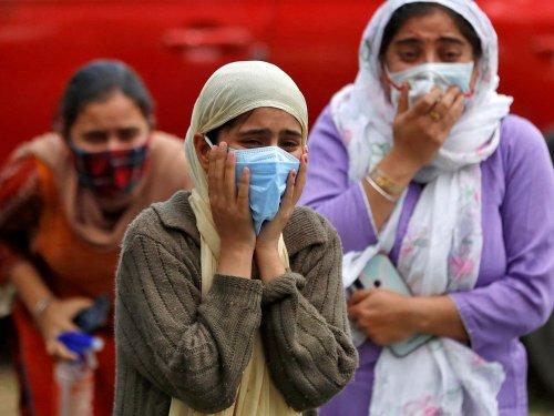 Coronavirus/Inde: Le nombre total de cas dépasse 27 millions