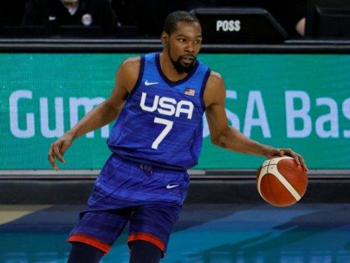 Basket: les USA préparent les Jeux en se promenant contre l'Argentine