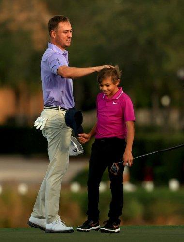 Golf: Tiger et Charlie Woods, 11 ans, terminent 7e du Tournoi des Familles