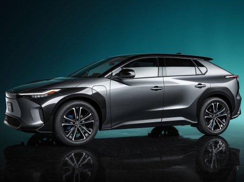Toyota bZ4X: Toyota s'intéresse enfin à l'électrique!