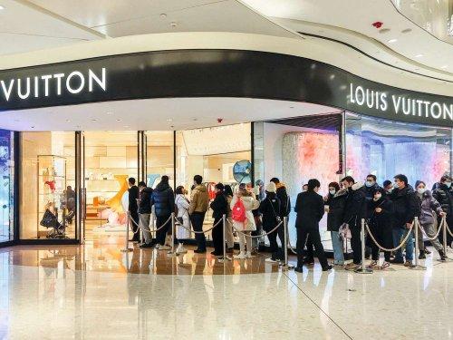 Avec une classe moyenne en plein boom, la Chine est devenu un empire de la consommation
