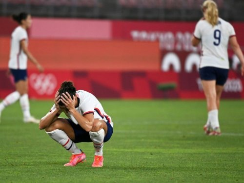JO-2020/Foot: pas de finale pour les Américaines, éliminées par les Canadiennes