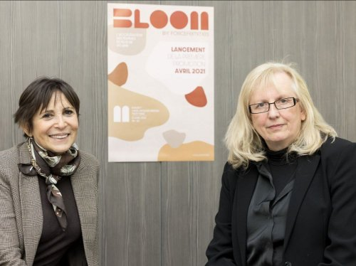 Bloom, un incubateur pour les femmes entrepreneures quadra
