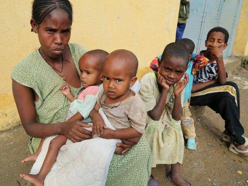 Plus de 100.000 enfants du Tigré pourraient mourir de malnutrition, selon l'Unicef
