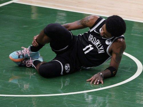 NBA: Irving ne jouera pas avec Brooklyn le match N.5 contre Milwaukee