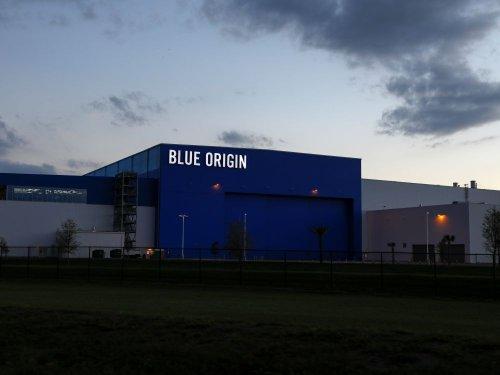 Rejet de la plainte de Blue Origin contre la Nasa