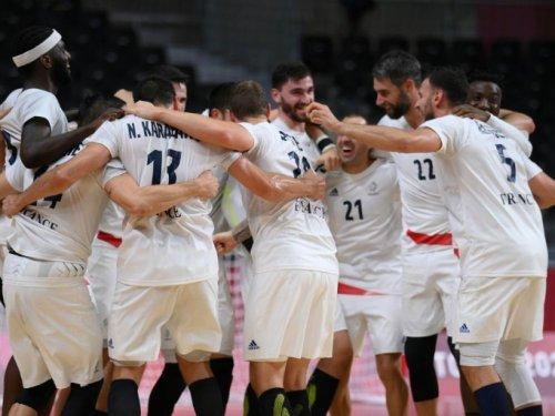 JO-2020: les handballeurs français qualifiés pour la finale et assurés d'une médaille