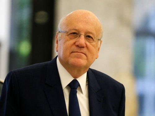 Les livraisons de pétrole iranien violent la souveraineté du Liban, dit Mikati