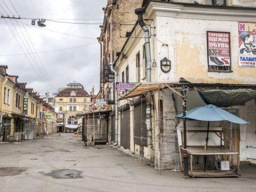 La Russie s'enferme dans le marasme