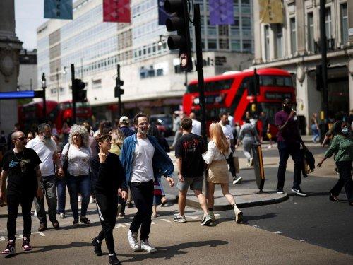 Coronavirus: La fin de l'épidémie pourrait être proche en Grande Bretagne, juge un épidémiologiste