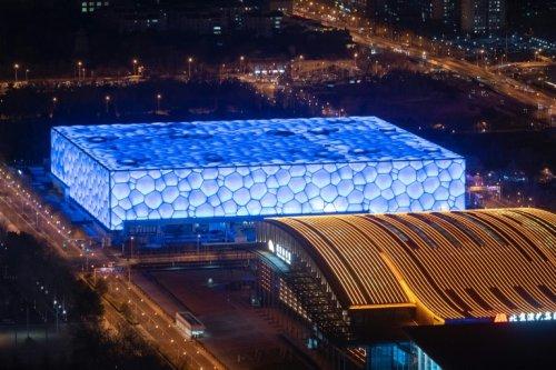 """JO-2022: """"Nid d'oiseau"""" et """"Ruban de glace"""", les sites des Jeux de Pékin"""