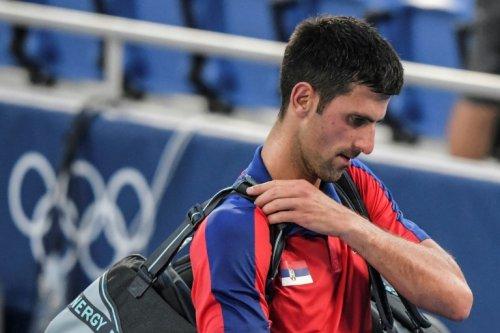 JO-2020/Tennis: Djokovic, blessé à une épaule, forfait pour le match pour la médaille de bronze en double mixte (ITF)