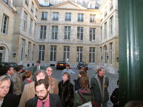 François Pinault veut racheter l'hôtel particulier de Bernard Tapie