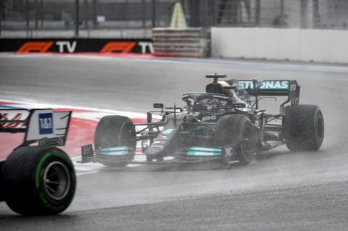 """GP de Russie de F1: Hamilton craque et la relève brille en """"qualifs"""" - Challenges"""