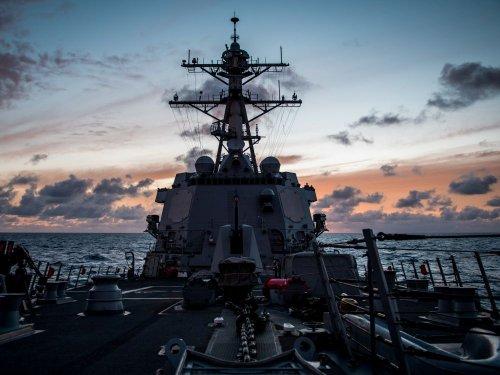 Des navires de guerre US et canadien ont traversé le détroit de Taïwan
