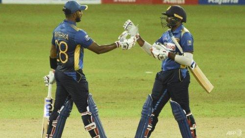 Cricket: Fernando, Rajapaksa help Sri Lanka to first ODI win over India in four years