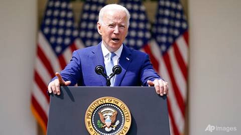 Commentary: Biden's big fiscal gamble on America's future
