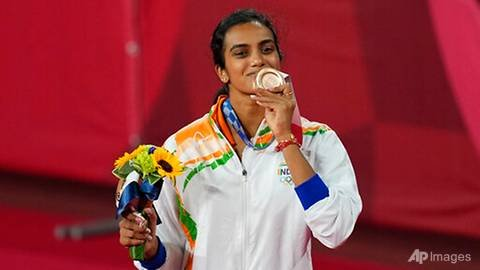 Badminton: Sindhu awaits ice cream with Modi after second Olympic medal