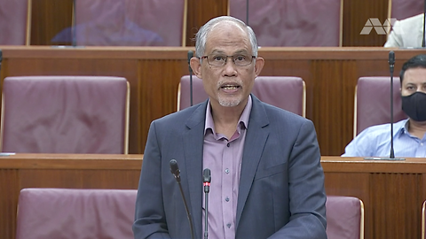 Monthly median salary of entry-level social workers 'comparable with salaries of all fresh graduates': Masagos