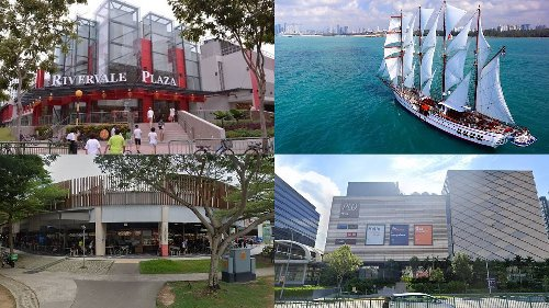 Several eateries across Singapore, luxury ship added to list of places visited by COVID-19 cases