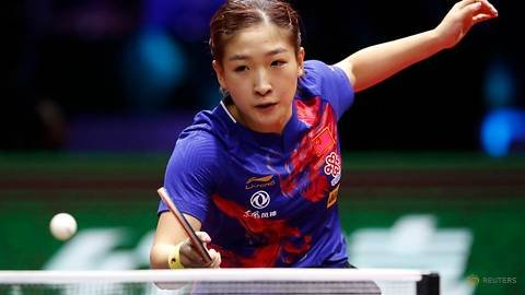 Table Tennis: World champion Liu left out of China's Olympics singles roster