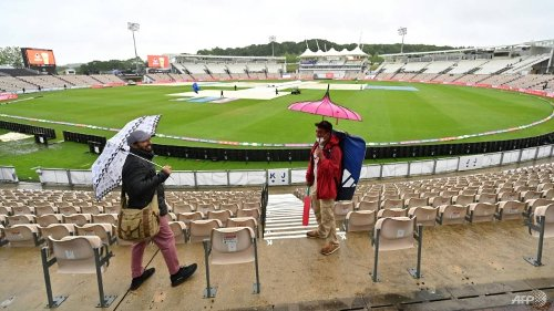 Cricket: World Test Championship final starts with washed out first day