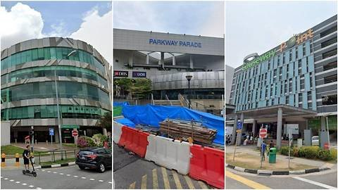 Japanese restaurants at Tampines Mall, Parkway Parade and Causeway Point KFC among places visited by COVID-19 cases