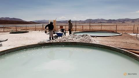 Australia's Orocobre buys Galaxy to make world's fifth-largest lithium company